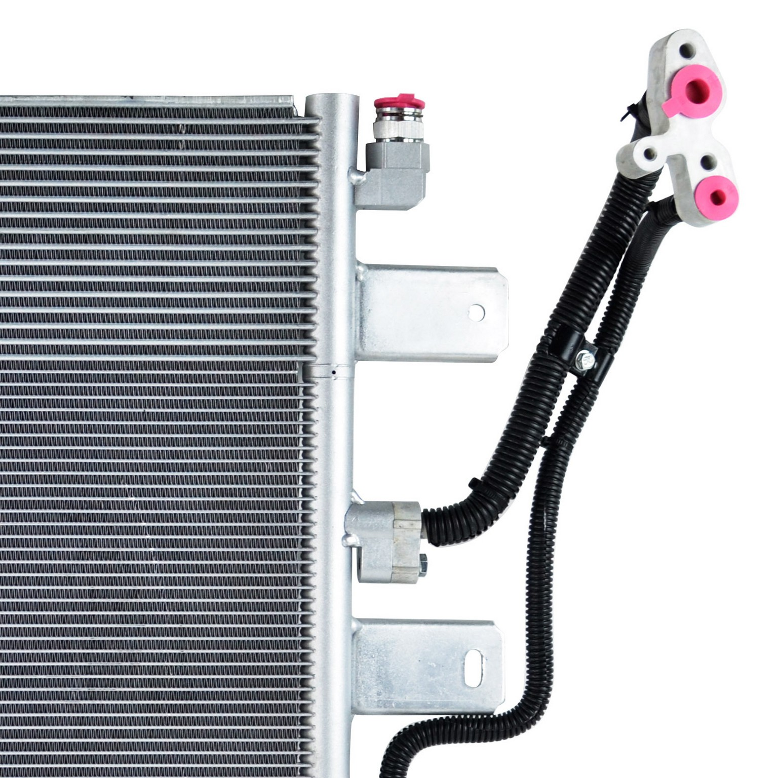 A//C AC Condenser New for Ram Truck 55056594AA 55056694AA 55057095AA 7-3657