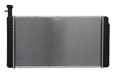 2004 Chevrolet Express 2500 Radiator OS 2792