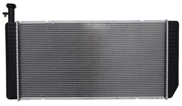 2004 Chevrolet Express 2500 Radiator OS 2793