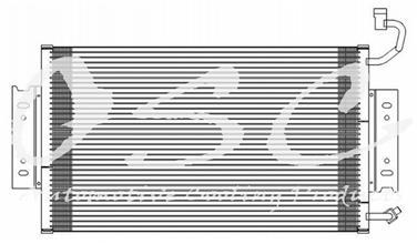 A/C Condenser OS 3097
