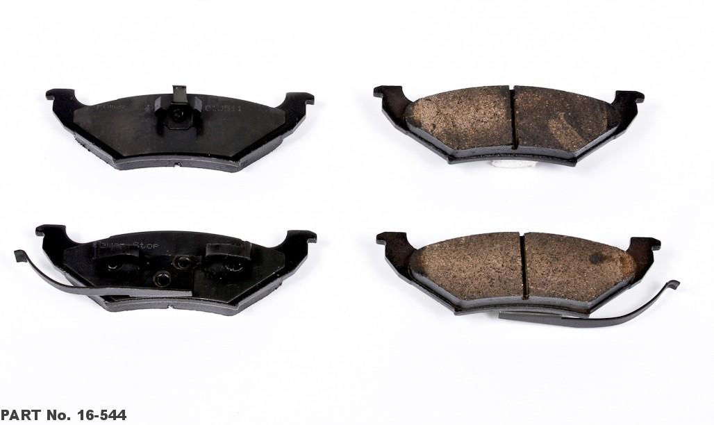 Ceramic StopTech 103.06620 Brake Pad