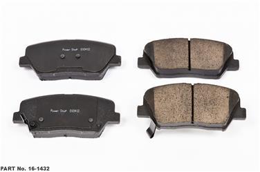 Wagner Brake QC1917 Ceramic Disc Brake Pad Set