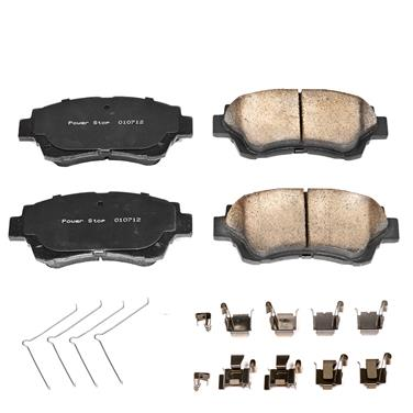 1994 Toyota Camry Disc Brake Pad and Hardware Kit P8 17-476
