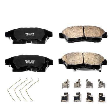 1994 Toyota Camry Disc Brake Pad and Hardware Kit P8 17-562