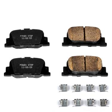 2000 Toyota Camry Disc Brake Pad and Hardware Kit P8 17-835