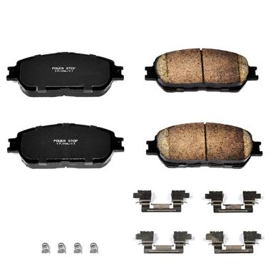 2005 Toyota Camry Disc Brake Pad and Hardware Kit P8 17-906A
