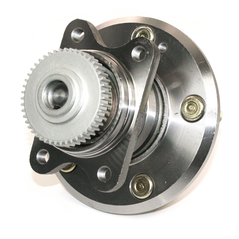 Wheel Bearing and Hub Assembly-C-TEK Hubs Rear Centric 406.51006E