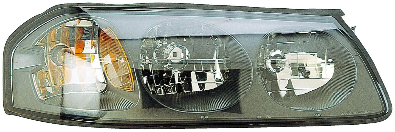 2004 Chevrolet Impala Headlight Embly Rb 1590137