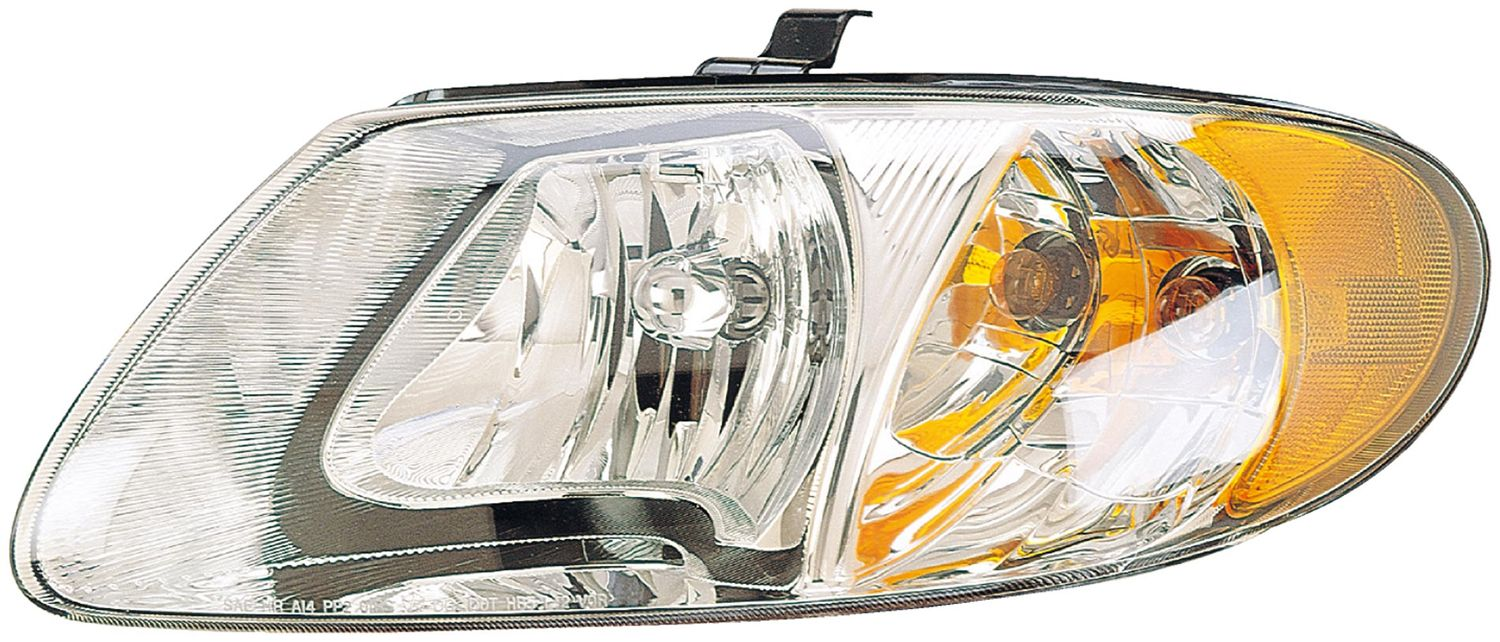2001 Chrysler Town Country Headlight Embly Rb 1590312
