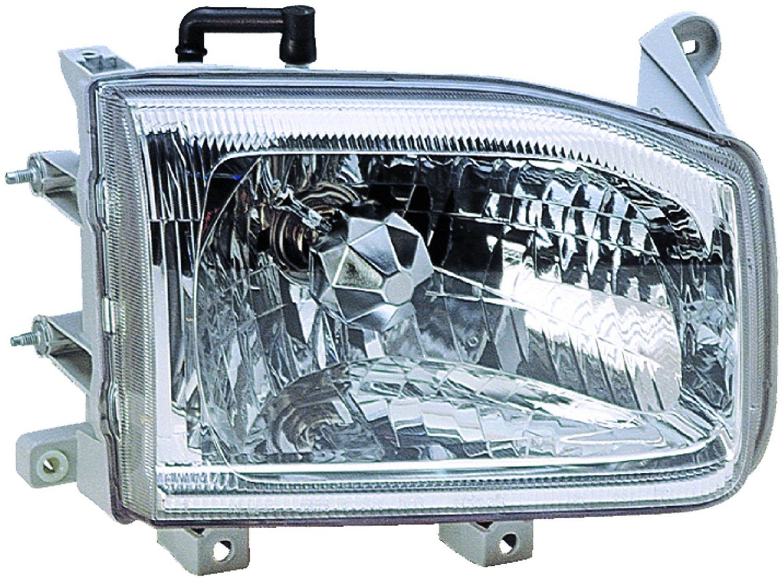 2001 Nissan Pathfinder Headlight Embly Rb 1590826