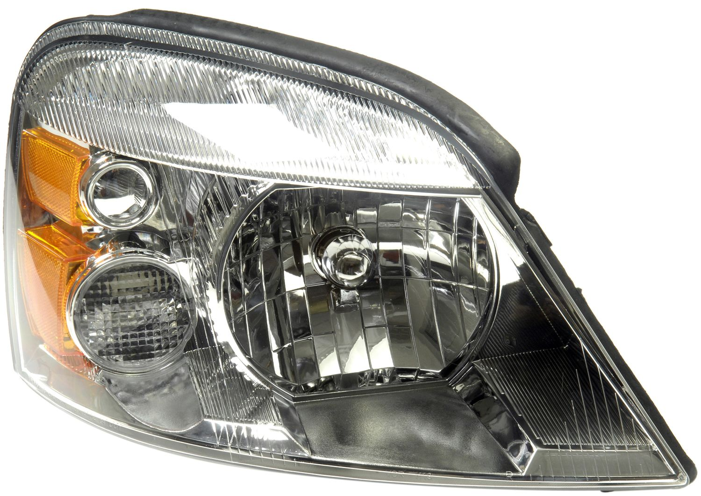 2004 Ford Freestar Headlight Embly Rb 1591140