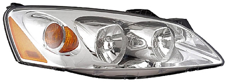 2007 Pontiac G6 Headlight Embly Rb 1591226