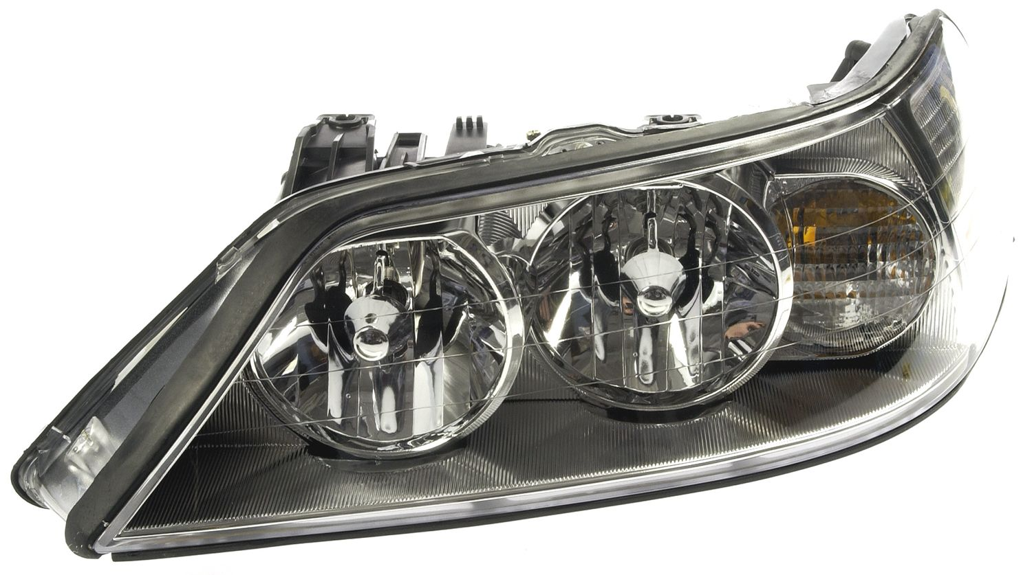 2004 Lincoln Town Car Headlight Embly Rb 1591810