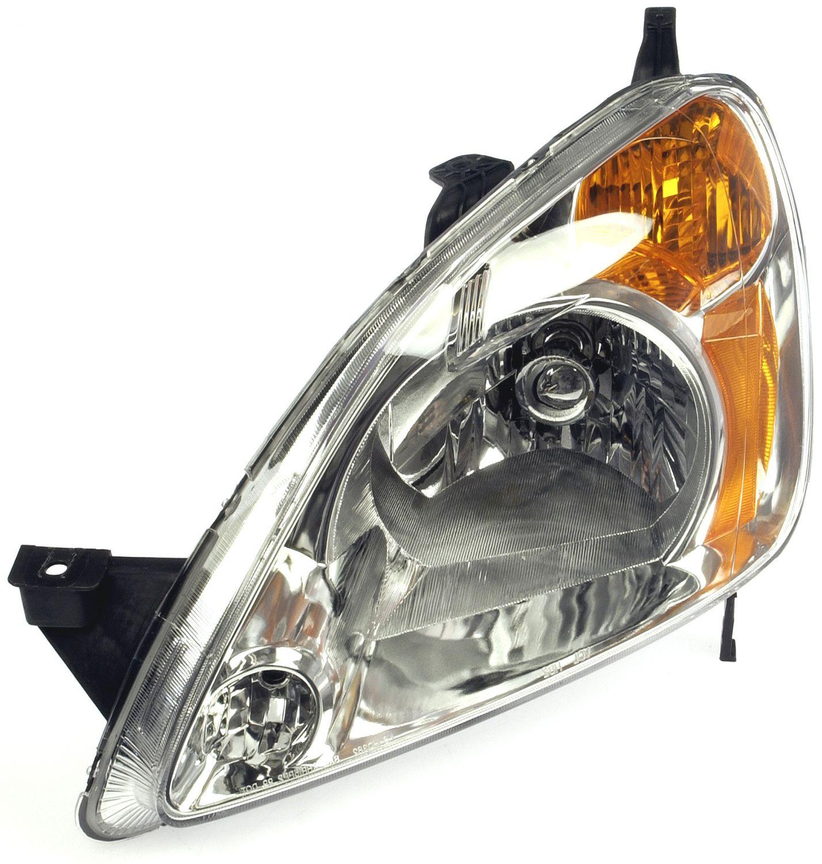 2003 Honda Cr V Headlight Assembly Odyssey Wiring Rb 1591814
