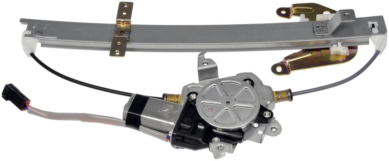 2001 Nissan Xterra Power Window Motor And Regulator Assembly Overheating Problem Rb 748 883