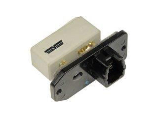 HVAC Blower Motor Resistor-Resistor Block 4 Seasons 20097