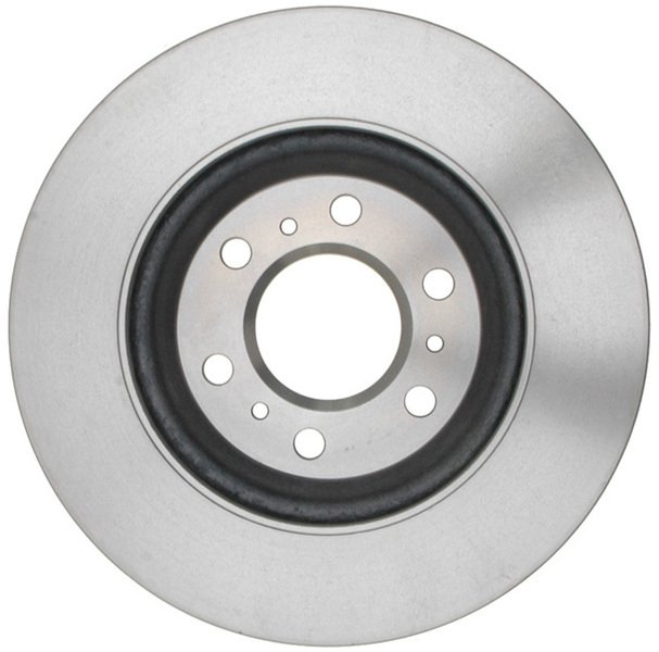 Centric Parts 120.66062 Premium Brake Rotor with E-Coating