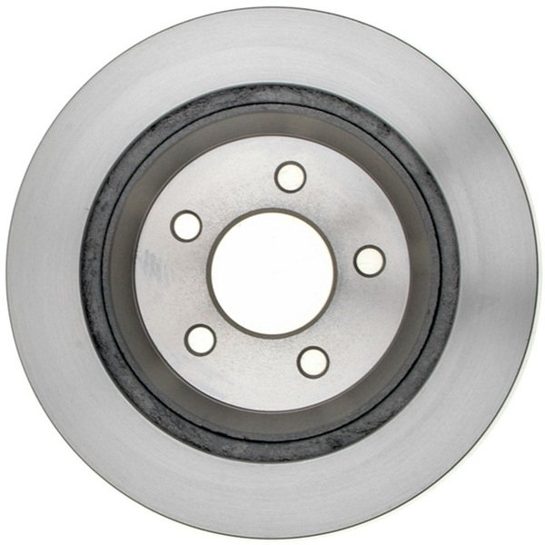 Raybestos 66448FZN Rust Prevention Technology Coated Rotor Brake