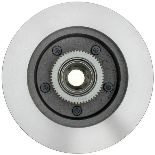 For 1999-2002 Dodge Ram 1500 Van Brake Rotor and Hub Assembly Front 45322MS 2000