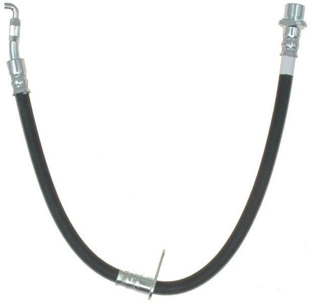 Pro Braking PBC2689-CAR-GRE Braided Clutch Line Carbolook Hose /& Stainless Green Banjos