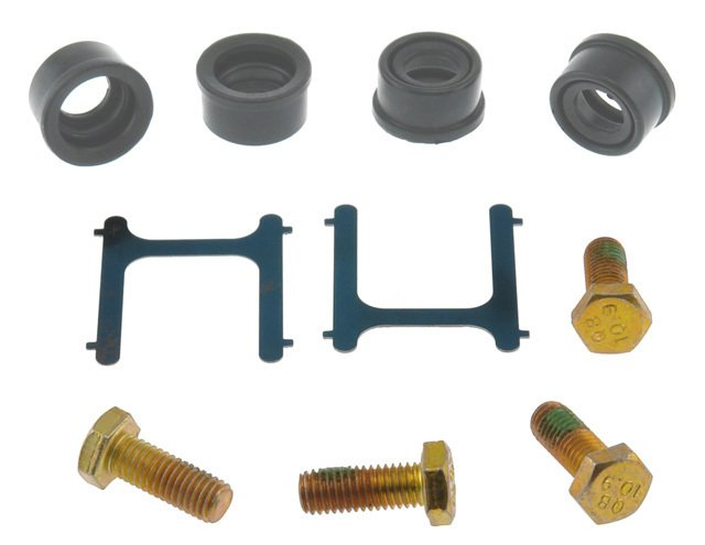 Disc Brake Hardware Kit Rear Centric 117.62017
