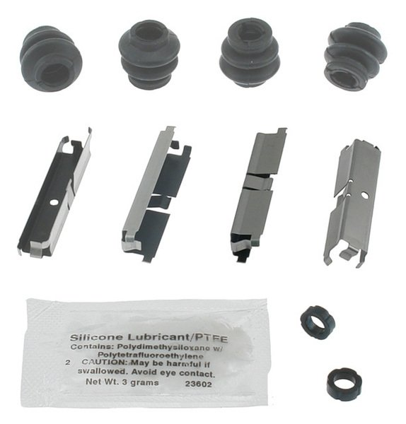Disc Brake Hardware Kit Front Centric 117.44075