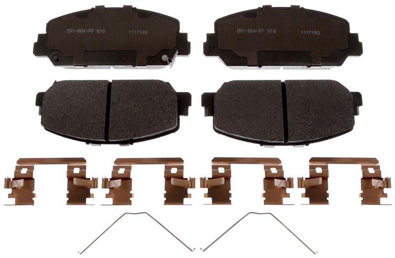 Acura 45022-TX4-A01 Disc Brake Pad