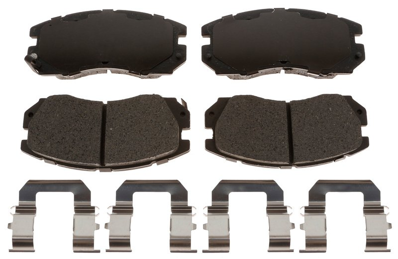 309.04700 FRONT SET Stoptech Street Performance Disc Brake Pads High Friction