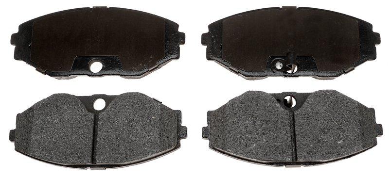 Beck Arnley 085-1483 Premium ASM Brake Pad