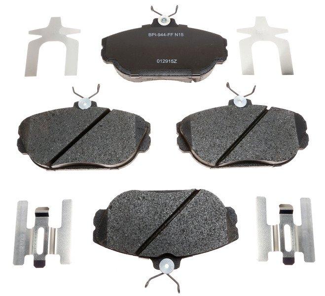 Monroe FX610 ProSolution Semi-Metallic Brake Pad
