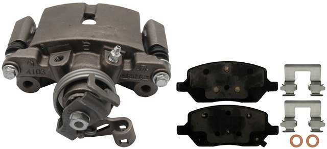 Disc Brake Caliper-SV6 Rear Right Raybestos FRC11776N