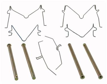 1996 Toyota Camry Disc Brake Hardware Kit RS H15728A