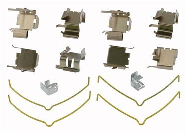 2001 Toyota Camry Disc Brake Hardware Kit RS H15836A