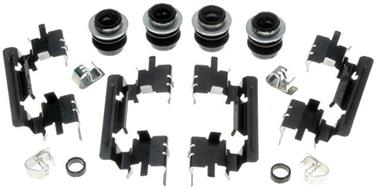 2003 Toyota Camry Disc Brake Hardware Kit RS H15882A
