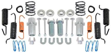 2000 Toyota Camry Parking Brake Hardware Kit RS H17396