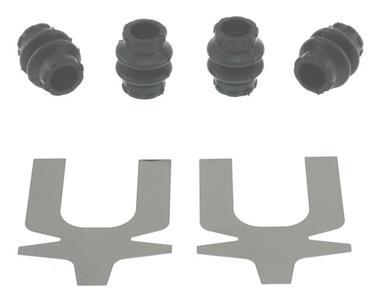 Centric 117.67004 Rear Disc Brake Hardware Kit 12 Month 12,000 Mile Warranty