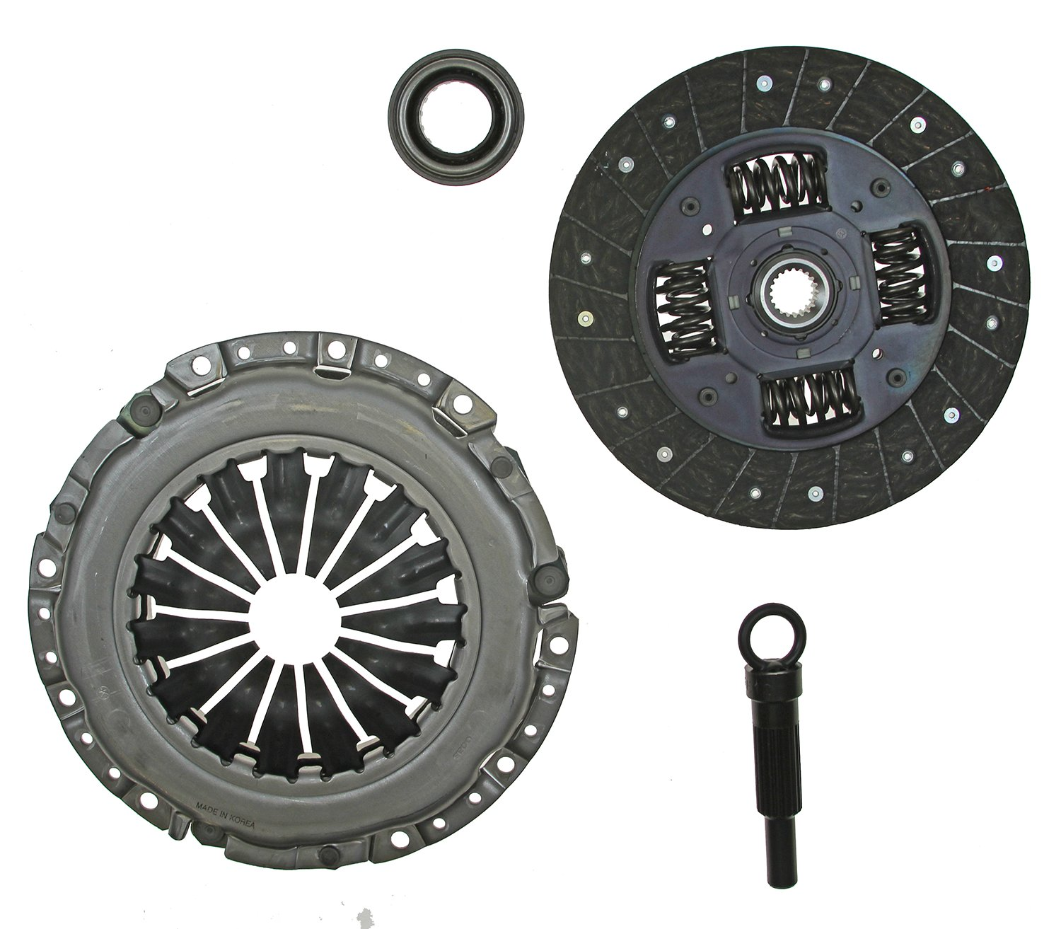 Hyundai Elantra: Clutch Cover And Disc. Repair procedures