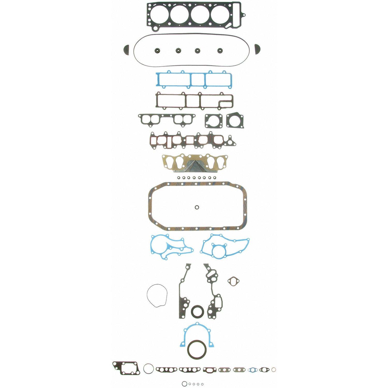 1992 Toyota 4runner Engine Gasket Set Se 260 1503