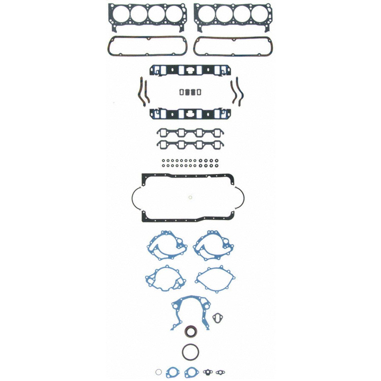 1991 Mercury Grand Marquis Engine Gasket Set SE 260-1720