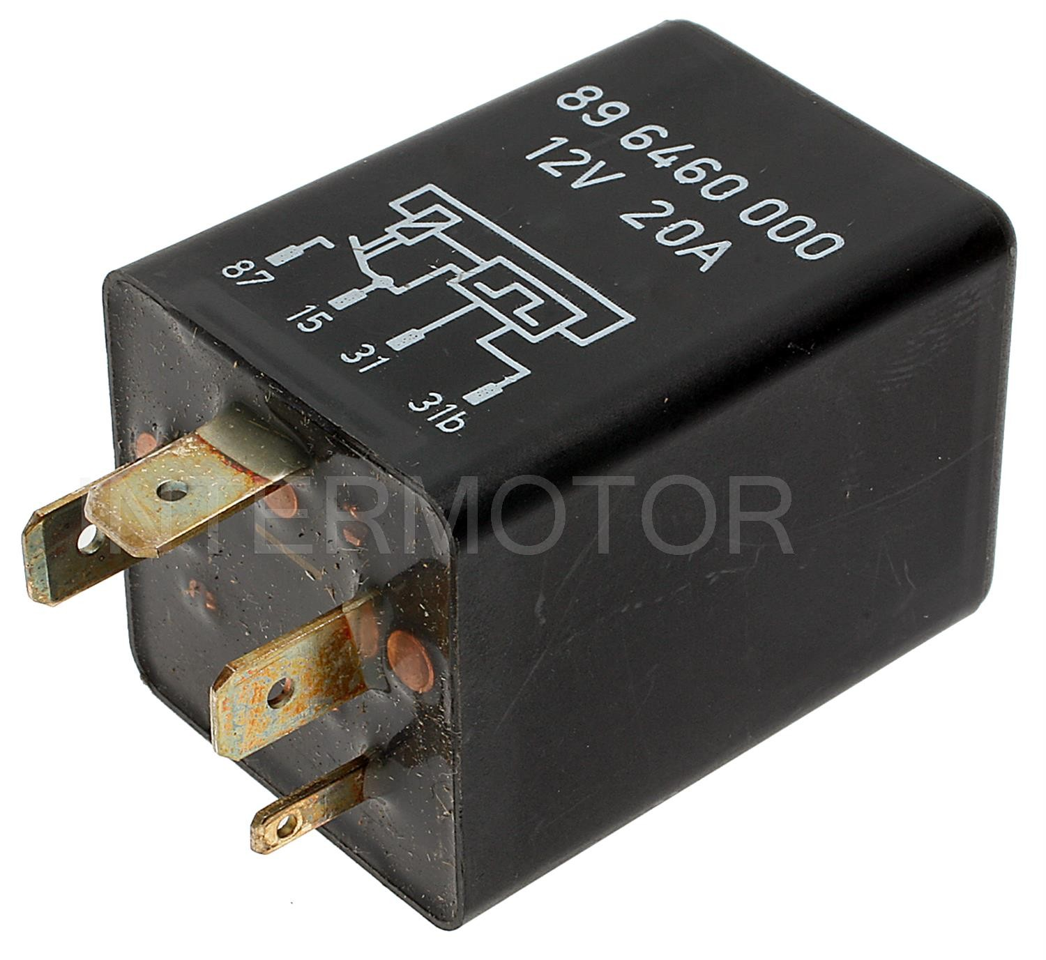 For 1984-1987 BMW 325e Fuel Pump Relay 79976FX 1986 1985 5-Pin 5 Pin