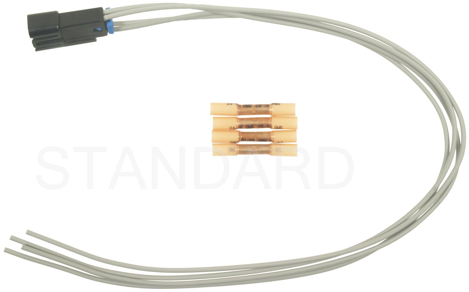 2005 Cadillac Sts Body Wiring Harness Connector Si S 1104