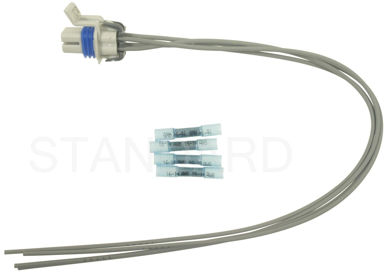 2007 Chevrolet Silverado 3500 Engine Wiring Harness Connector Wire Terminals Si S 1208