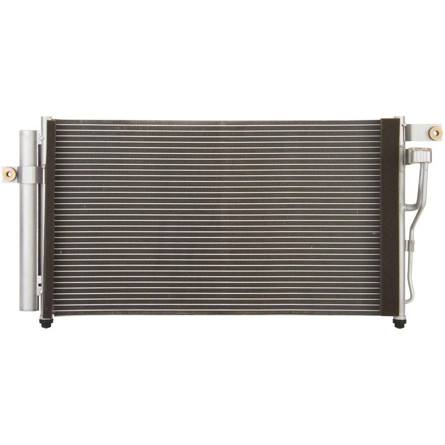 New A//C Condenser CN 3590PFC 976061 Accent