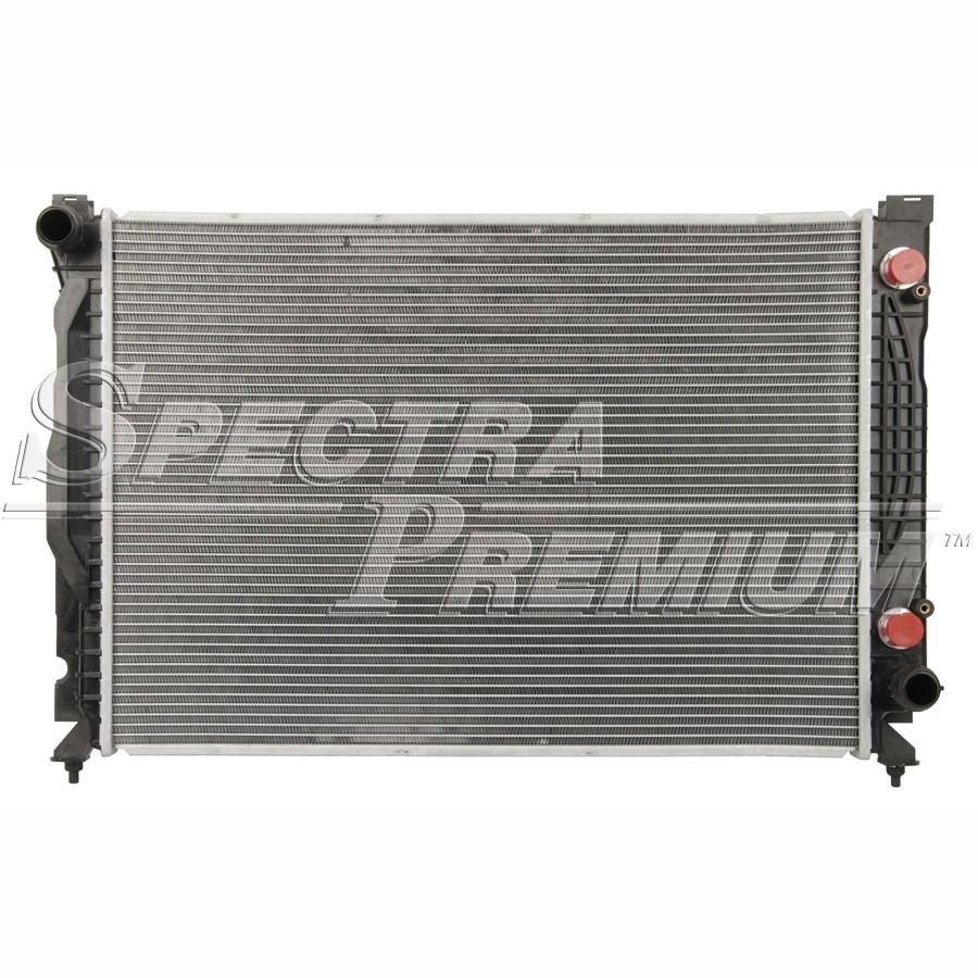 For Audi A6 Quattro Allroad Quattro RS6 S6 4.2 V8 Radiator APDI 8012639