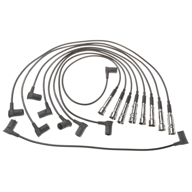 1990 mercedes benz 560sec spark plug wire set autopartskart 18Mm Spark Plug Non-Fouler 1990 mercedes benz 560sec spark plug wire set sw 55769