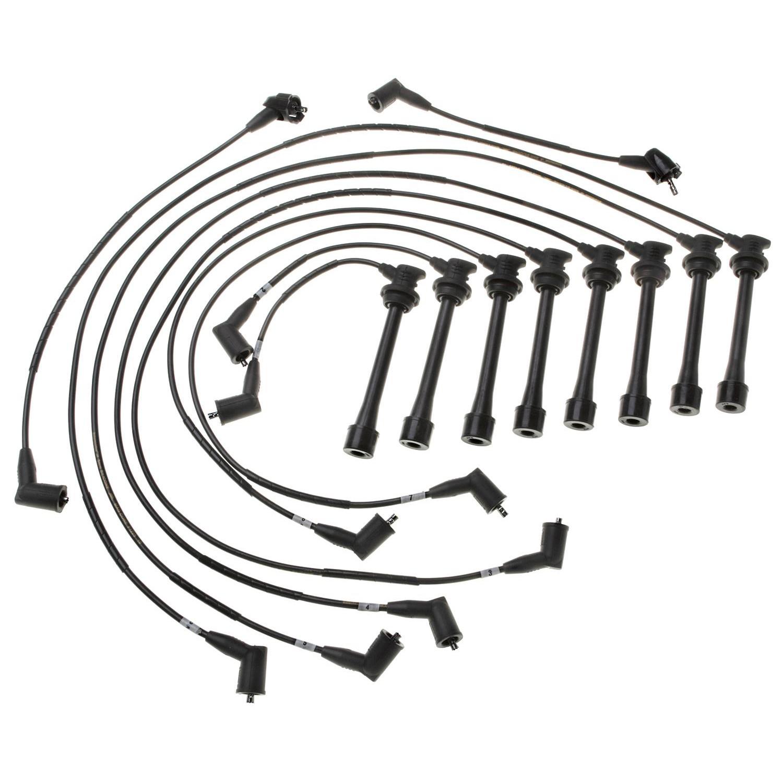 1998 lexus sc400 spark plug wire set autopartskart Install Spark Plug Non-Fouler 1998 lexus sc400 spark plug wire set sw 55958
