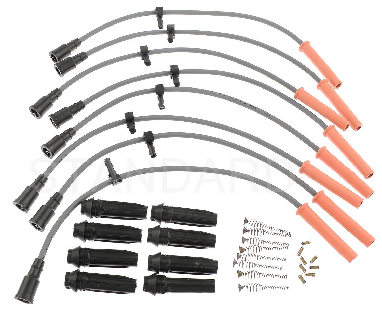 Spark Plug Wire Set-8mm DENSO 671-8173