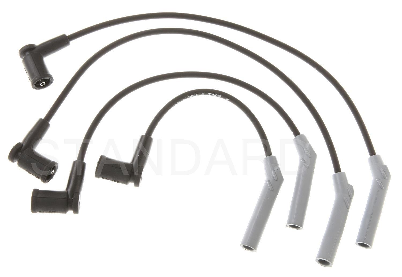 Ford Ka Spark Plug Wire Set Sw