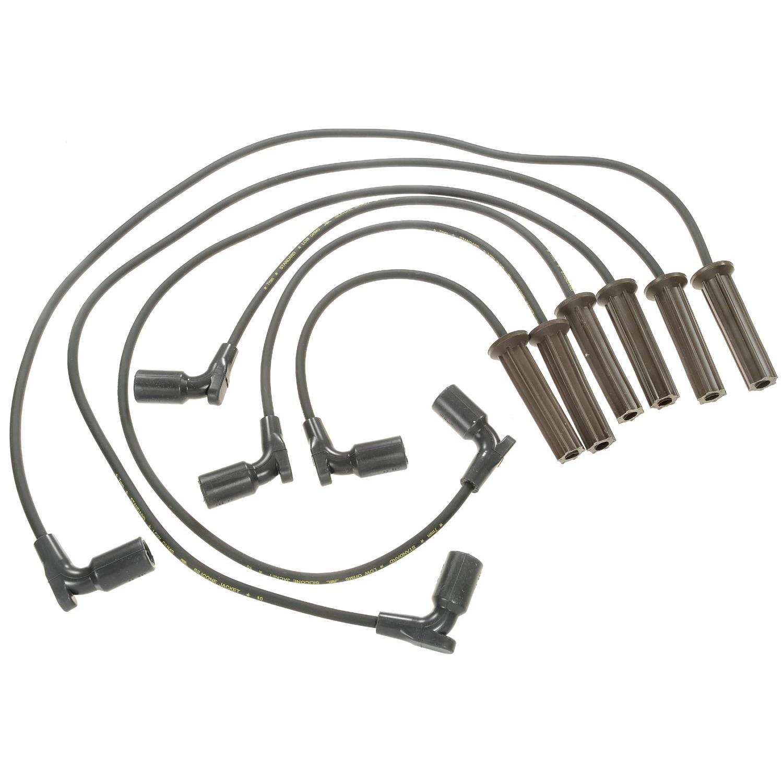 2007 Pontiac G6 Spark Plug Wire Set Wiring Sw 7730