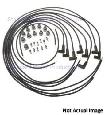 1988 Pontiac Fiero Spark Plug Wire Set SW 3157